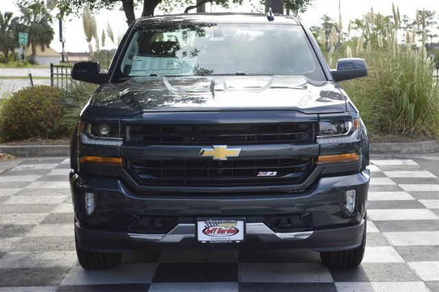 2017 Silverado 1500 Crew Cab 4x4, Pickup #S2222 - photo 4