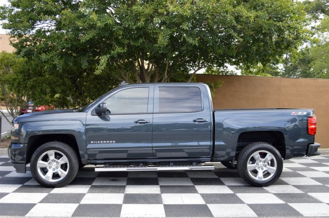 2017 Silverado 1500 Crew Cab 4x4, Pickup #S2222 - photo 7