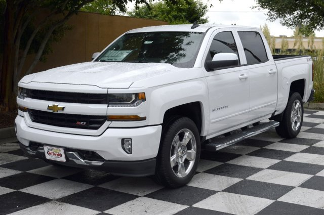 2017 Silverado 1500 Crew Cab 4x4, Pickup #S2223 - photo 3