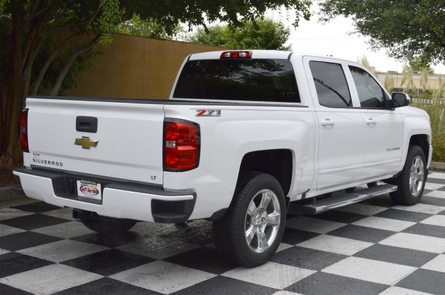 2017 Silverado 1500 Crew Cab 4x4, Pickup #S2223 - photo 2