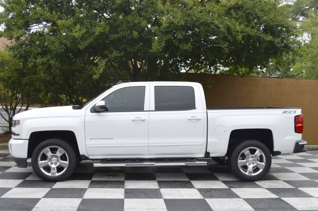 2017 Silverado 1500 Crew Cab 4x4, Pickup #S2223 - photo 7