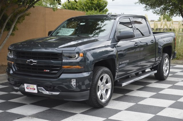 2017 Silverado 1500 Crew Cab 4x4, Pickup #S2229 - photo 3