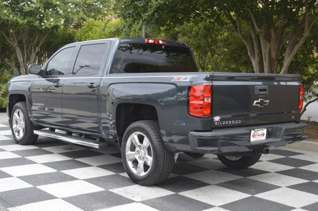 2017 Silverado 1500 Crew Cab 4x4, Pickup #S2229 - photo 5