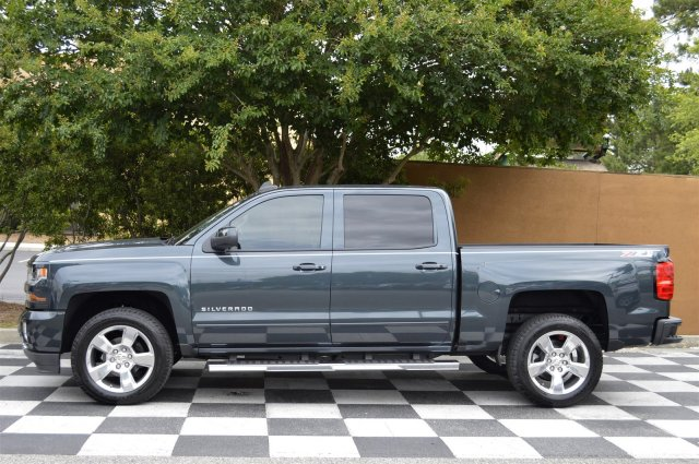 2017 Silverado 1500 Crew Cab 4x4, Pickup #S2229 - photo 7