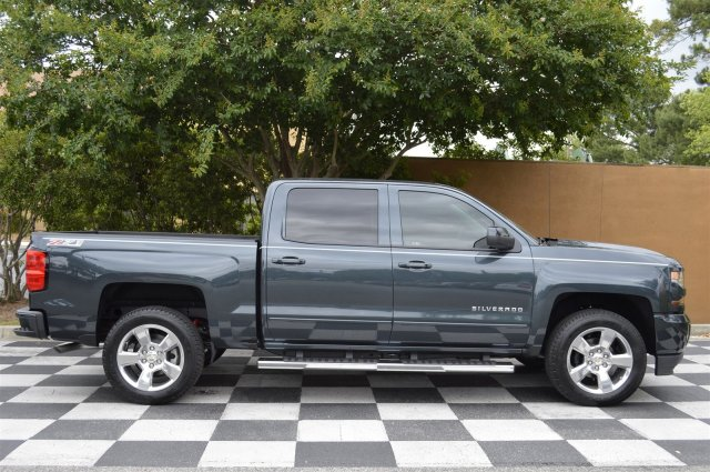 2017 Silverado 1500 Crew Cab 4x4, Pickup #S2229 - photo 8