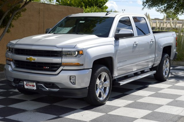 2017 Silverado 1500 Crew Cab 4x4, Pickup #S2232 - photo 3