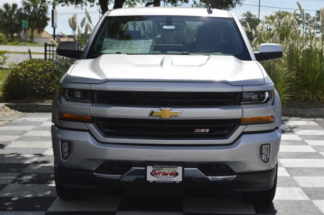 2017 Silverado 1500 Crew Cab 4x4, Pickup #S2232 - photo 4