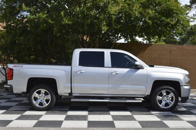 2017 Silverado 1500 Crew Cab 4x4, Pickup #S2232 - photo 8