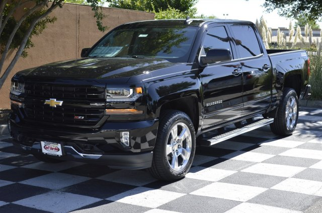 2017 Silverado 1500 Crew Cab 4x4, Pickup #S2233 - photo 3