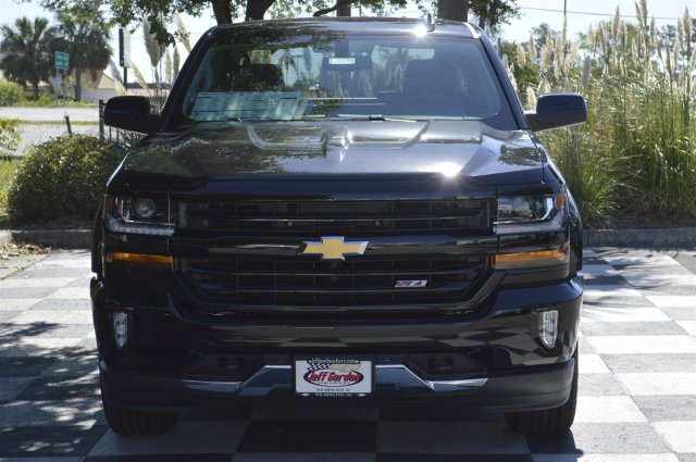 2017 Silverado 1500 Crew Cab 4x4, Pickup #S2233 - photo 4