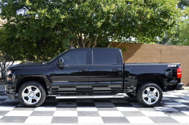 2017 Silverado 1500 Crew Cab 4x4, Pickup #S2233 - photo 7