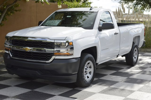 2017 Silverado 1500 Regular Cab, Pickup #S2312 - photo 3