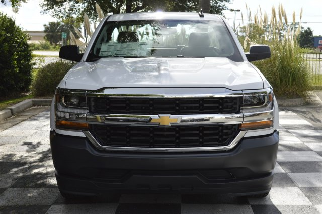 2017 Silverado 1500 Regular Cab, Pickup #S2312 - photo 4