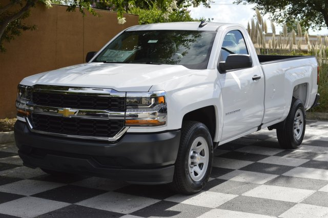 2017 Silverado 1500 Regular Cab, Pickup #S2313 - photo 3