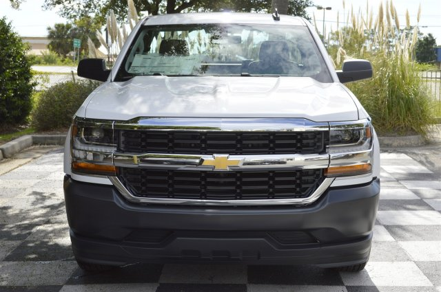 2017 Silverado 1500 Regular Cab, Pickup #S2313 - photo 4