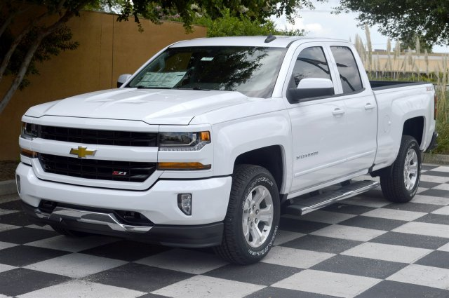 2017 Silverado 1500 Double Cab 4x4, Pickup #S2321 - photo 3