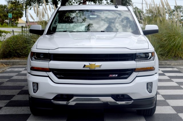 2017 Silverado 1500 Double Cab 4x4, Pickup #S2321 - photo 4
