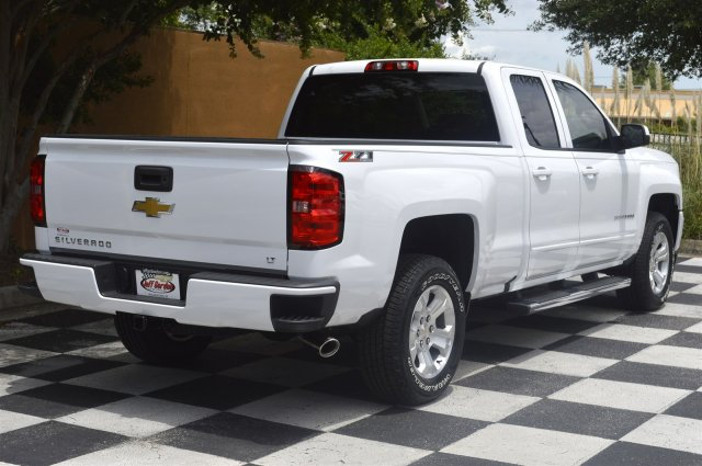 2017 Silverado 1500 Double Cab 4x4, Pickup #S2321 - photo 2