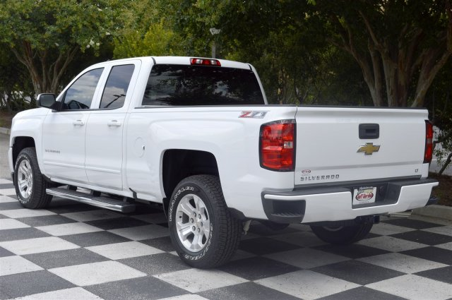 2017 Silverado 1500 Double Cab 4x4, Pickup #S2321 - photo 5