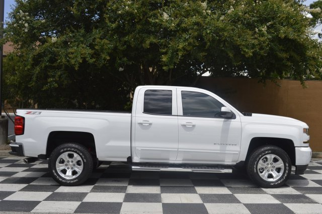 2017 Silverado 1500 Double Cab 4x4, Pickup #S2321 - photo 8
