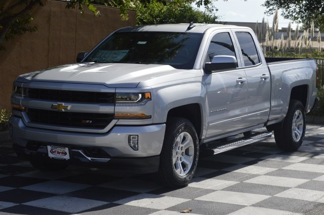 2017 Silverado 1500 Double Cab 4x4, Pickup #S2323 - photo 3