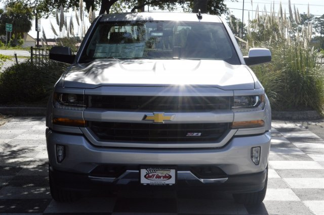 2017 Silverado 1500 Double Cab 4x4, Pickup #S2323 - photo 4