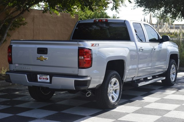 2017 Silverado 1500 Double Cab 4x4, Pickup #S2323 - photo 2