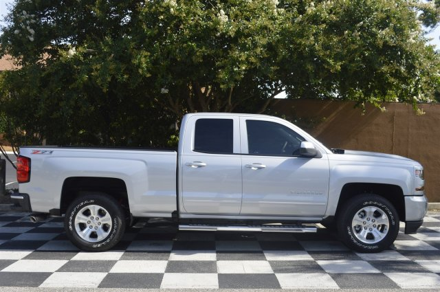 2017 Silverado 1500 Double Cab 4x4, Pickup #S2323 - photo 8