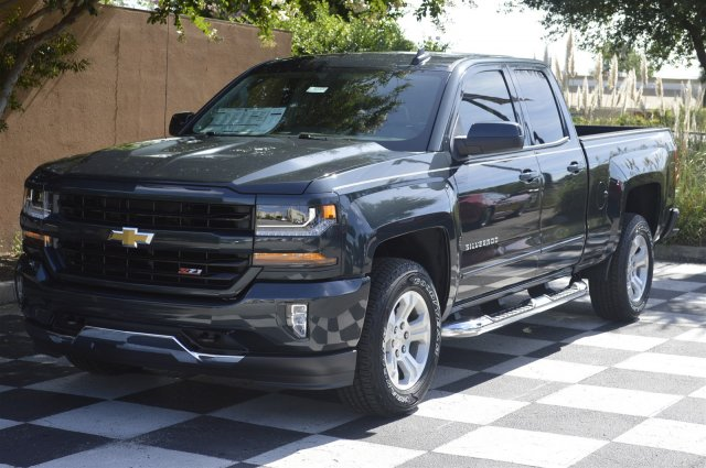 2017 Silverado 1500 Double Cab 4x4, Pickup #S2326 - photo 3