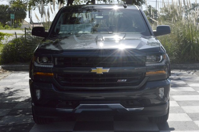 2017 Silverado 1500 Double Cab 4x4, Pickup #S2326 - photo 4