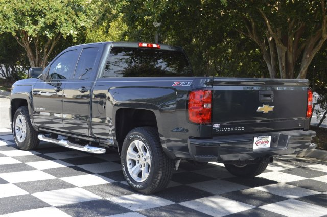 2017 Silverado 1500 Double Cab 4x4, Pickup #S2326 - photo 5