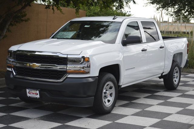 2017 Silverado 1500 Crew Cab, Pickup #S2336 - photo 3