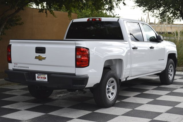 2017 Silverado 1500 Crew Cab, Pickup #S2336 - photo 2