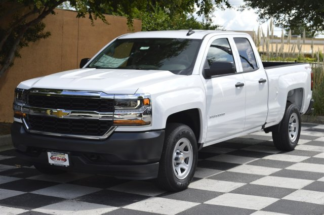 2017 Silverado 1500 Double Cab 4x4, Pickup #S2337 - photo 3