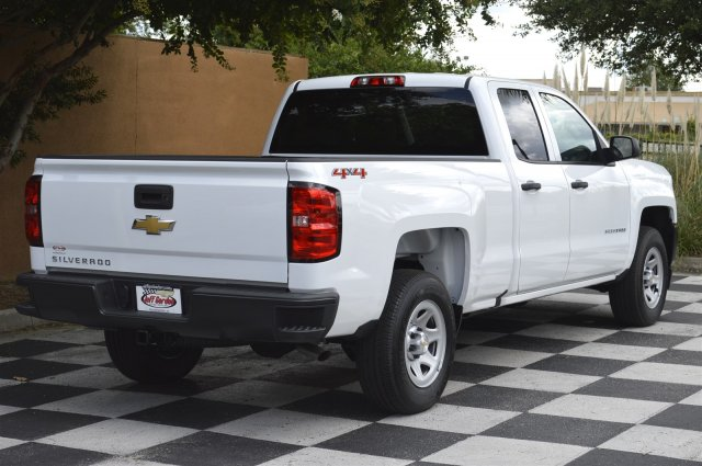 2017 Silverado 1500 Double Cab 4x4, Pickup #S2337 - photo 2