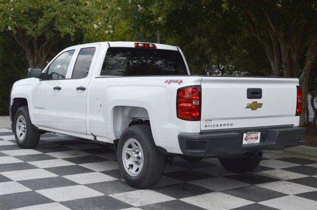 2017 Silverado 1500 Double Cab 4x4, Pickup #S2337 - photo 5