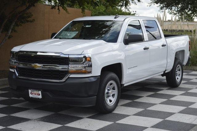 2017 Silverado 1500 Crew Cab, Pickup #S2340 - photo 3