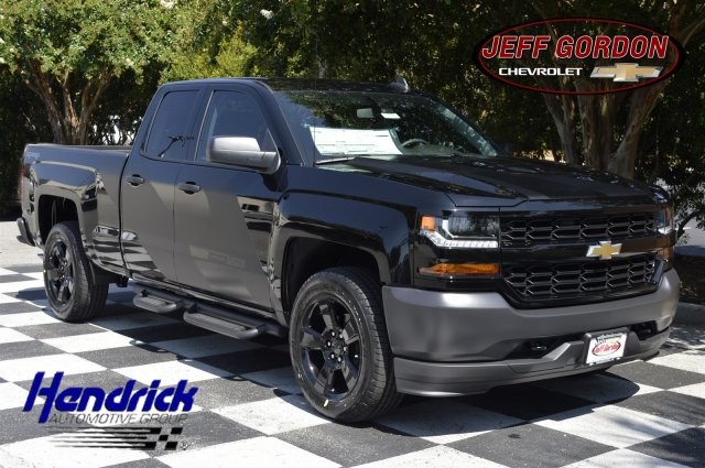 2017 Silverado 1500 Double Cab 4x4 Pickup #S2350 - photo 1