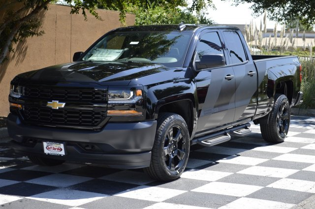 2017 Silverado 1500 Double Cab 4x4 Pickup #S2350 - photo 3
