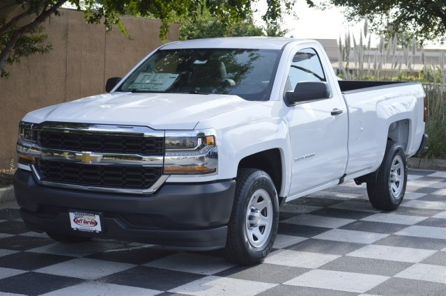 2017 Silverado 1500 Regular Cab, Pickup #S2365 - photo 3
