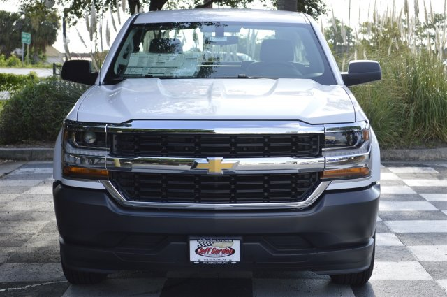 2017 Silverado 1500 Regular Cab, Pickup #S2365 - photo 4
