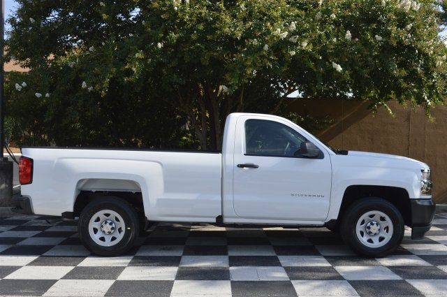 2017 Silverado 1500 Regular Cab, Pickup #S2365 - photo 8