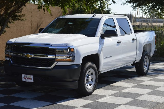 2017 Silverado 1500 Crew Cab 4x4, Pickup #S2378 - photo 3