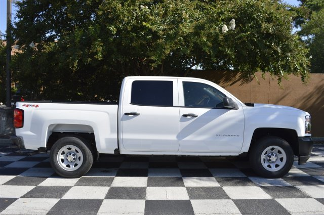 2017 Silverado 1500 Crew Cab 4x4, Pickup #S2378 - photo 8