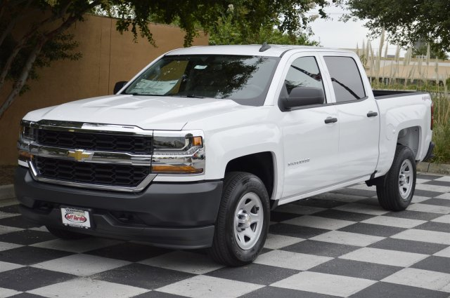 2017 Silverado 1500 Crew Cab 4x4, Pickup #S2380 - photo 3