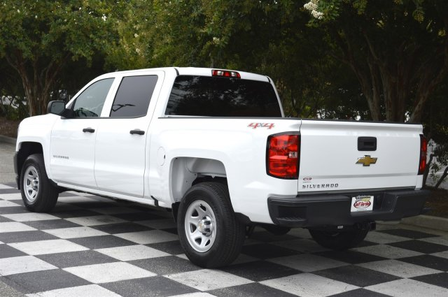 2017 Silverado 1500 Crew Cab 4x4, Pickup #S2380 - photo 5