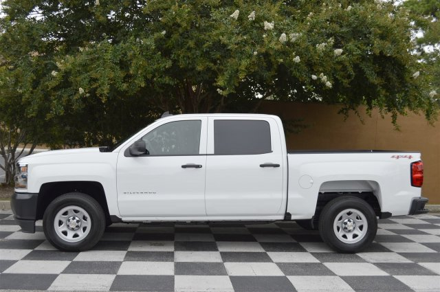 2017 Silverado 1500 Crew Cab 4x4, Pickup #S2380 - photo 7