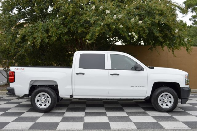 2017 Silverado 1500 Crew Cab 4x4, Pickup #S2380 - photo 8