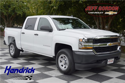 2017 Silverado 1500 Crew Cab 4x4 Pickup #S2380 - photo 1