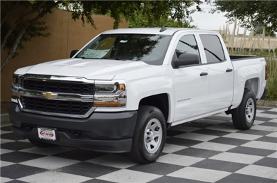 2017 Silverado 1500 Crew Cab 4x4 Pickup #S2380 - photo 3